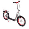PUKY Trotinette Roller 2002L argent